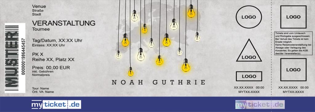 Noah Guthrie Colorticket