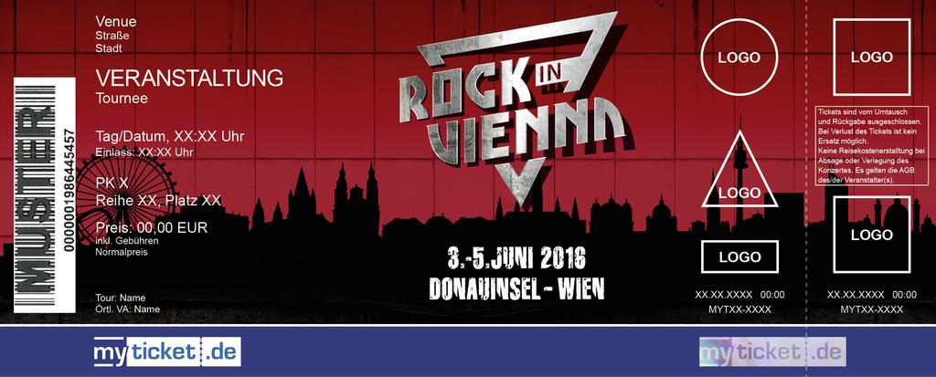 ROCK IN VIENNA Colorticket
