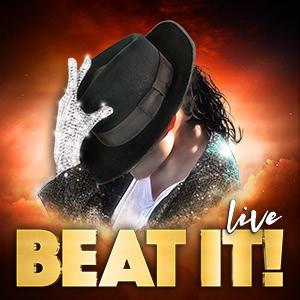 BEAT IT! 24.03.2019 SINGEN Tickets