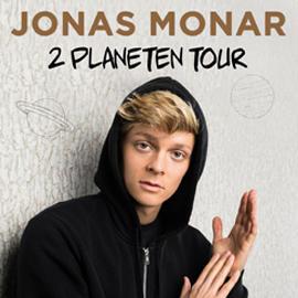 Jonas Monar Tickets