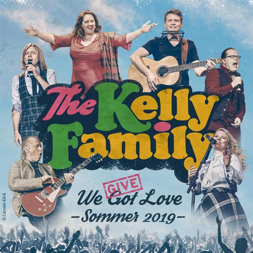 The Kelly Family Tickets