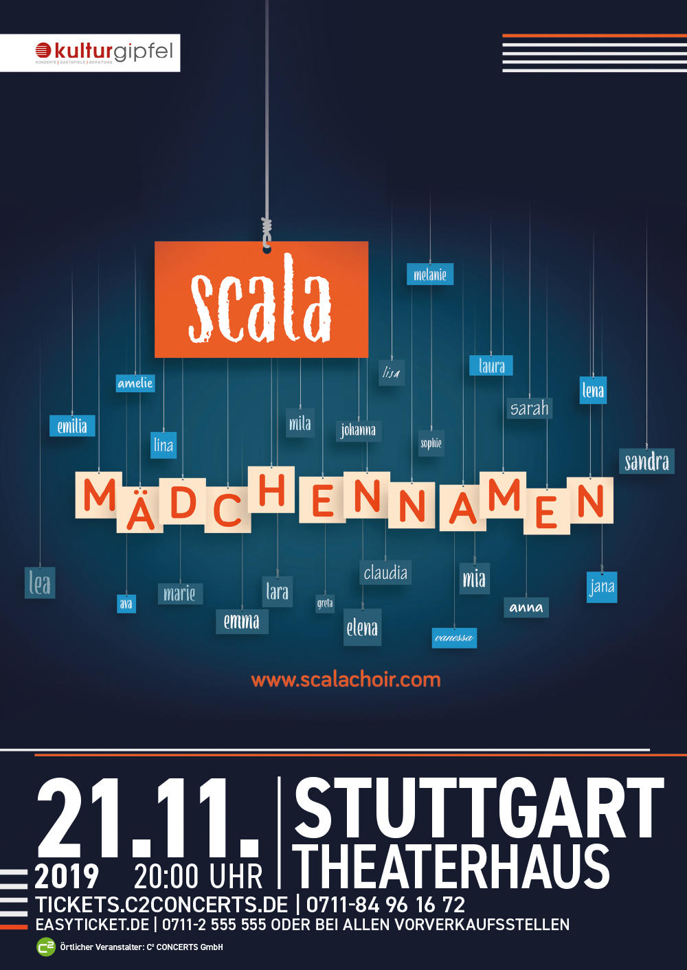 SCALA & KOLACNY BROTHERS Tickets