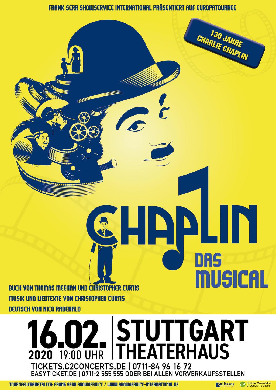 CHAPLIN Tickets