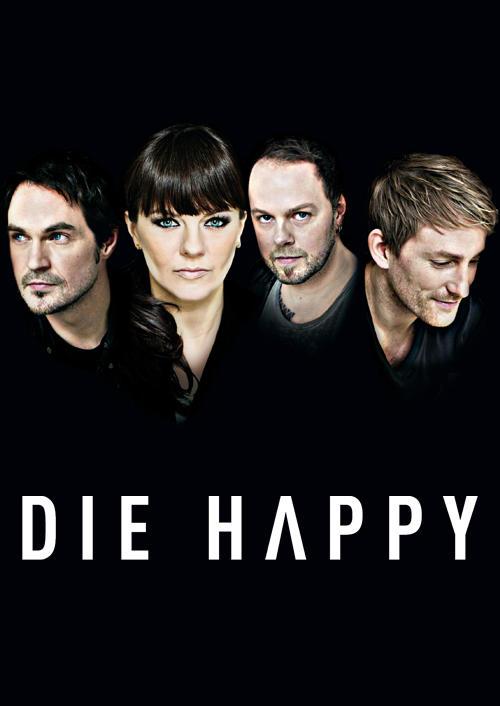 DIE HAPPY Tickets