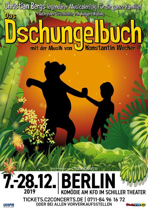 Das Dschungelbuch Tickets