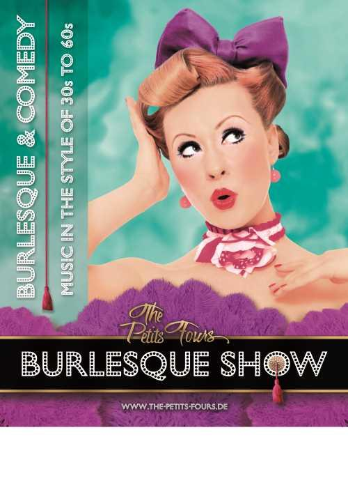 THE PETITS FOURS BURLESQUE SHOW Tickets