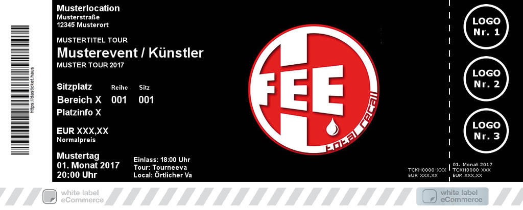 Fee Colorticket