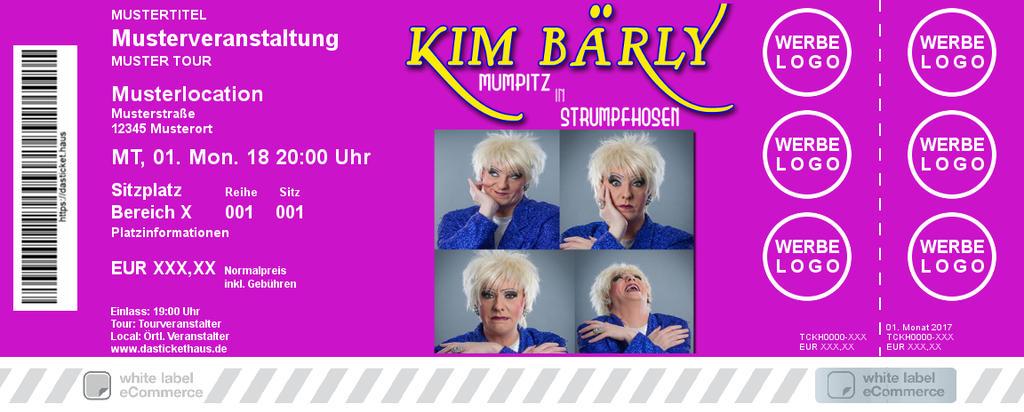 Kim Bärly Colorticket