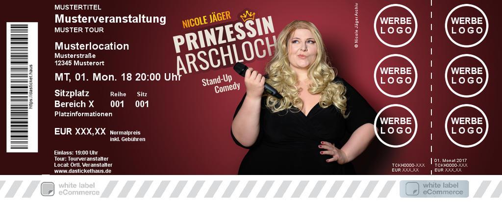 Nicole Jäger Colorticket