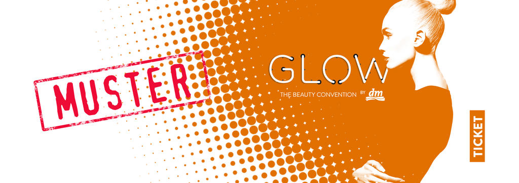 GLOW - The Beauty Convention by dm Colorticket