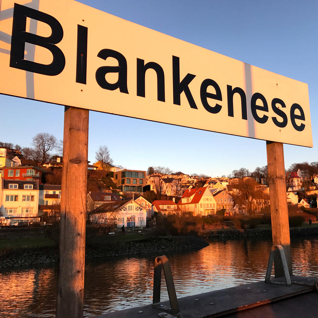 E-Bike Tour Blankenese