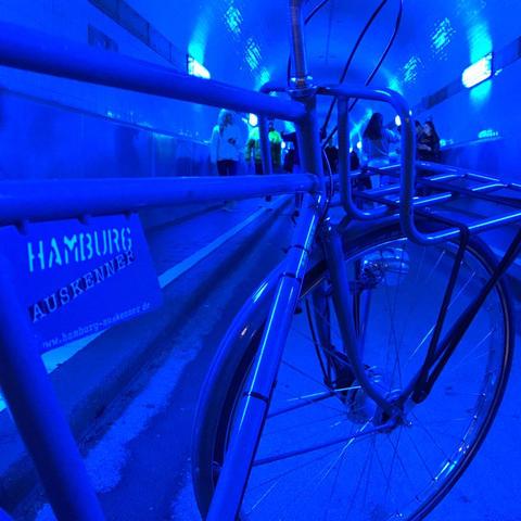 Abend Radtour