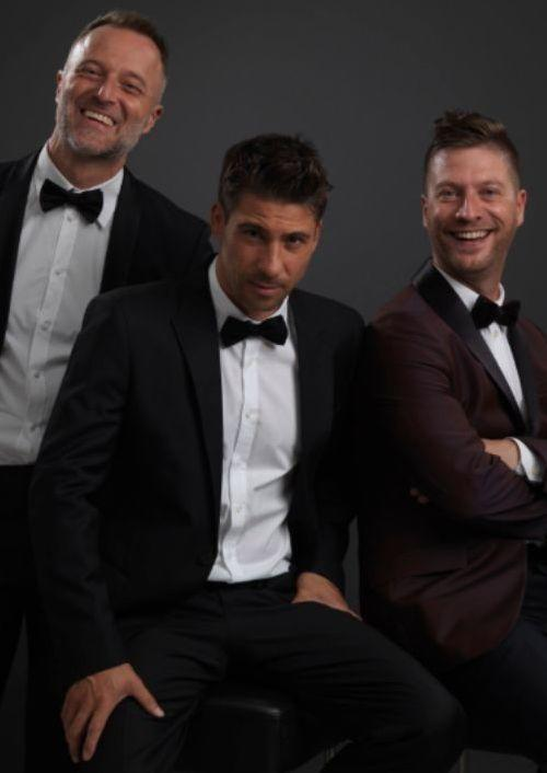 The Italian Tenors Tickets