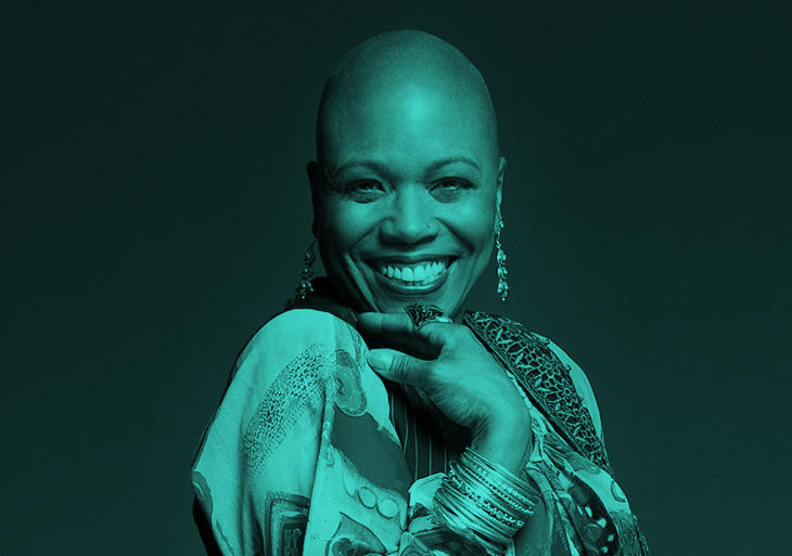 German Jazz Trophy: DeeDee Bridgewater Tickets