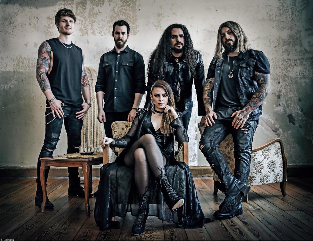 Jennifer Haben Metal Band