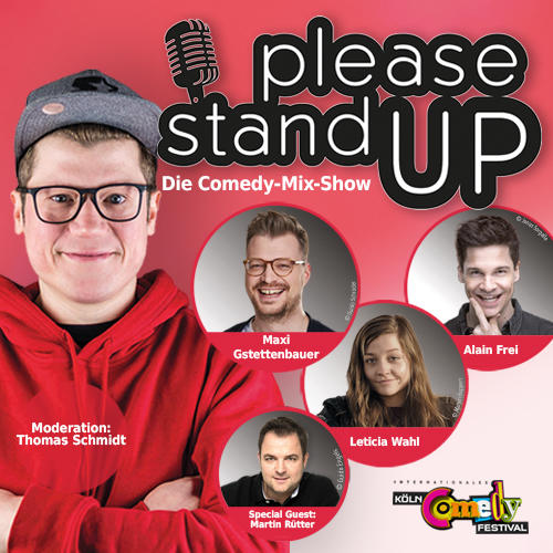 Die Comedy-Mix-Show Tickets