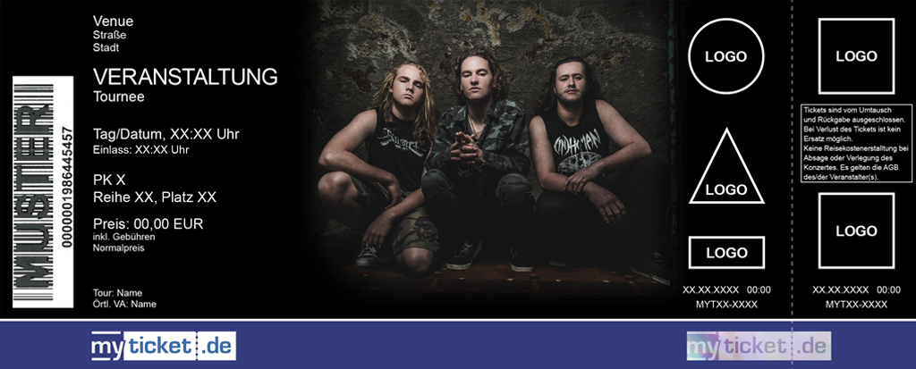 Alien Weaponry Colorticket