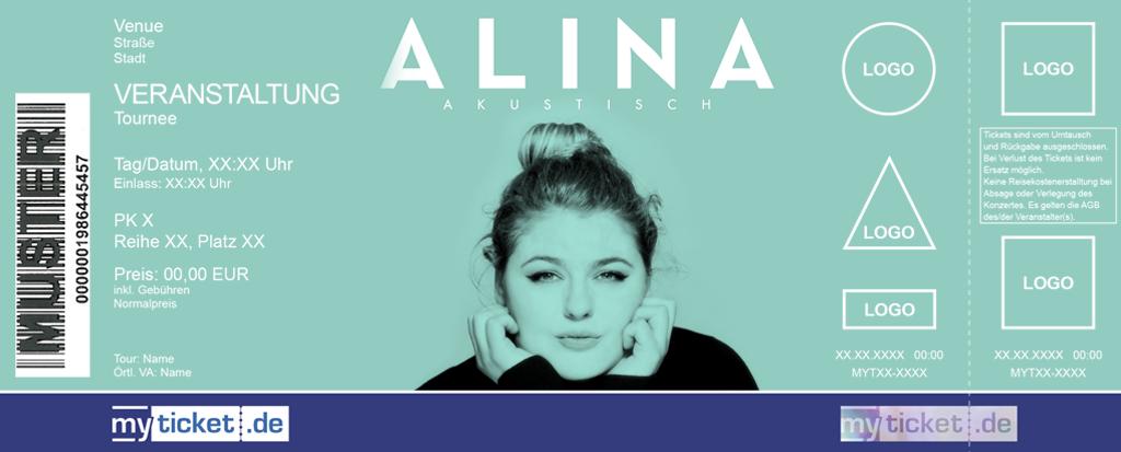Alina Colorticket