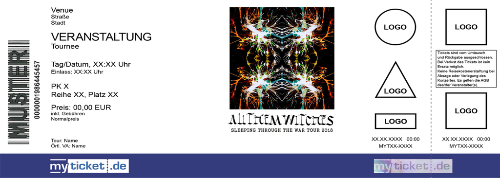 All Them Witches Colorticket