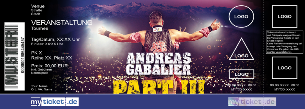 Andreas Gabalier Colorticket