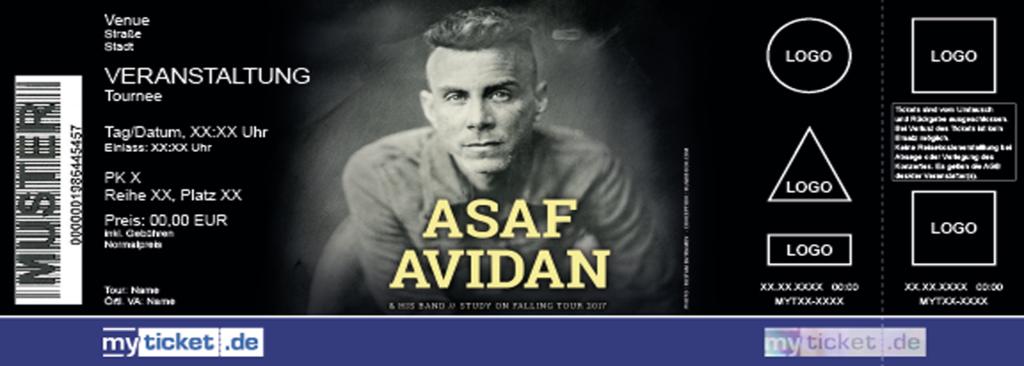 Asaf Avidan Colorticket