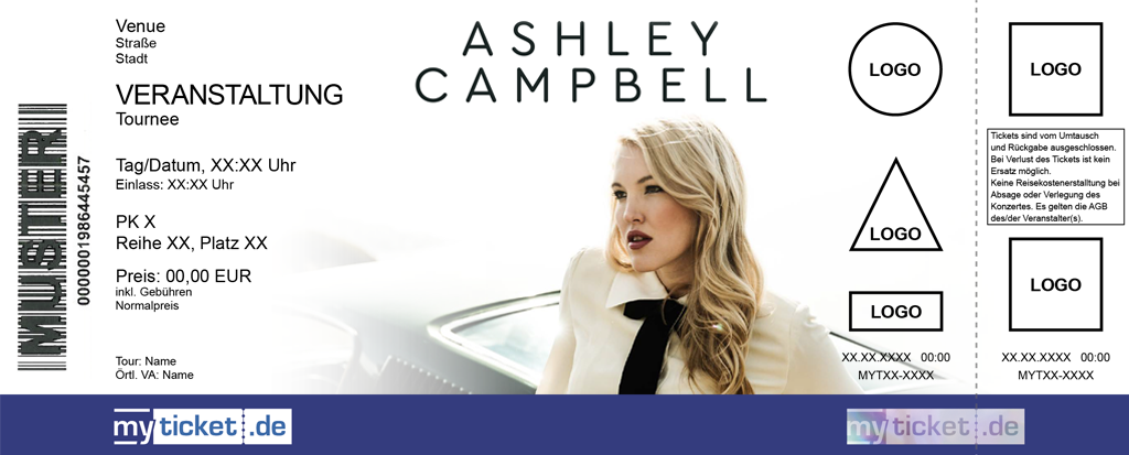 Ashley Campbell Colorticket