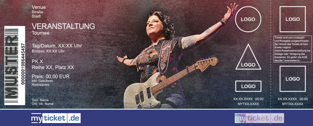 Ashley McBryde Colorticket