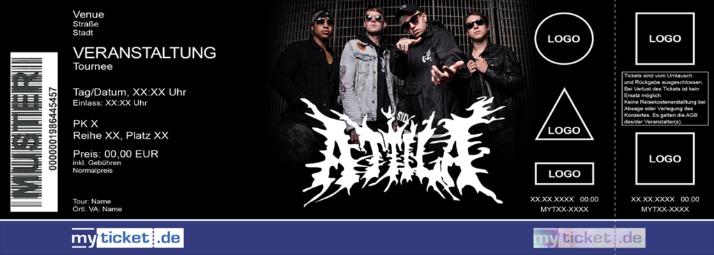 Attila Colorticket
