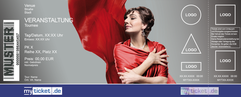 Callas in Concert Colorticket