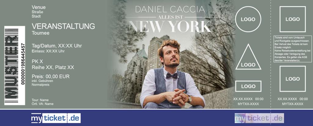 Daniel Caccia Colorticket