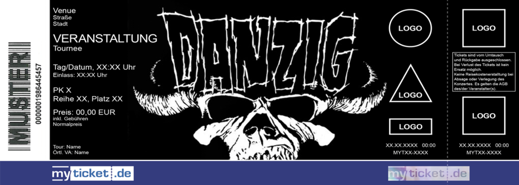 Danzig Colorticket