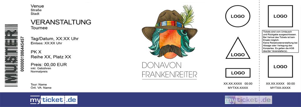 Donavon Frankenreiter Colorticket