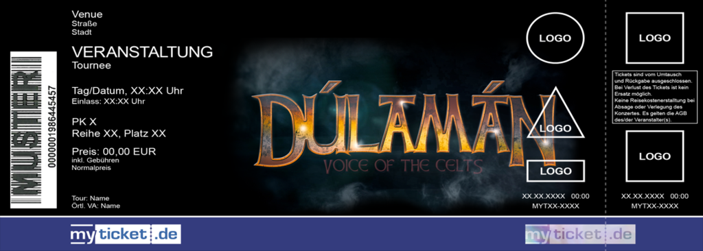 DULAMAN Colorticket