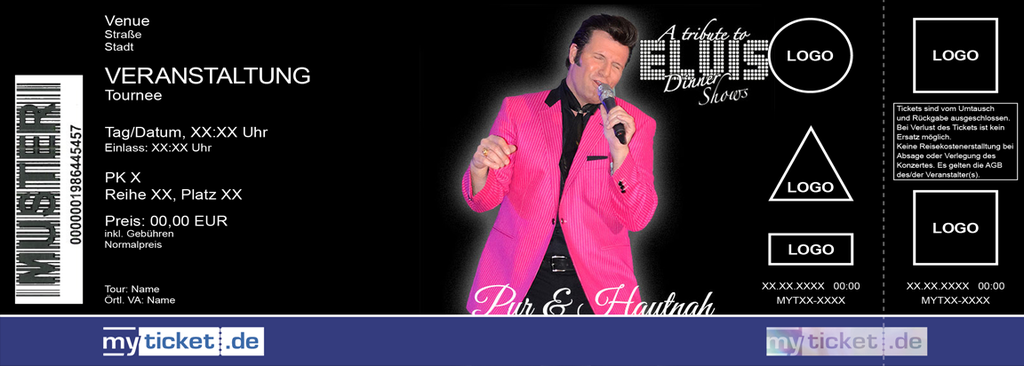 Tribute Dinnershows Colorticket