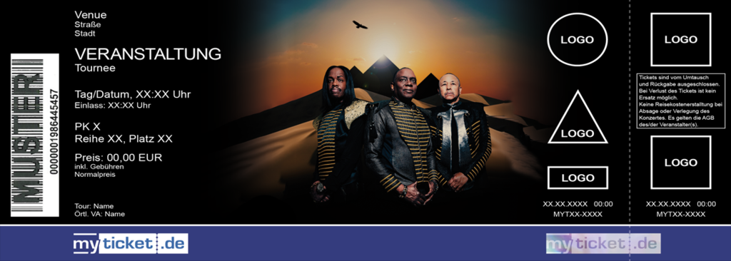 Earth, Wind & Fire Colorticket