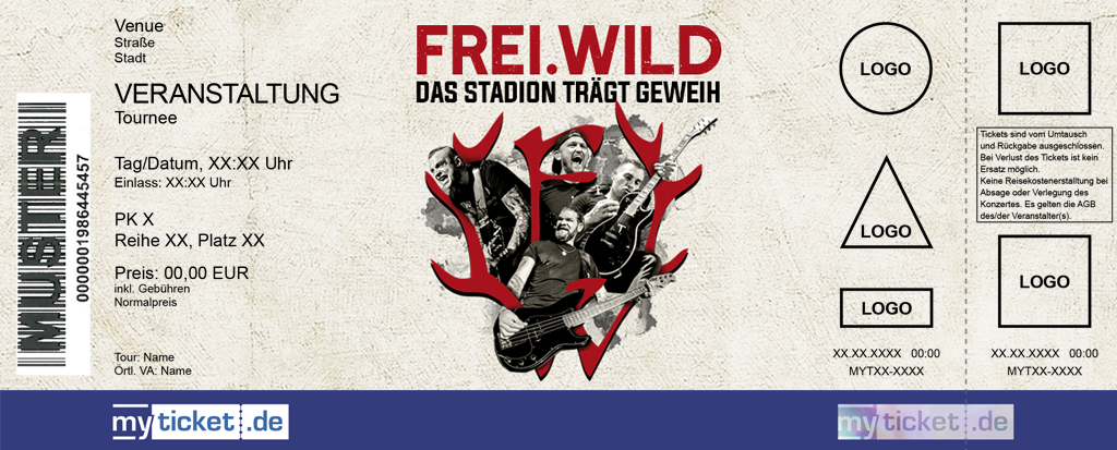 Frei.Wild Colorticket