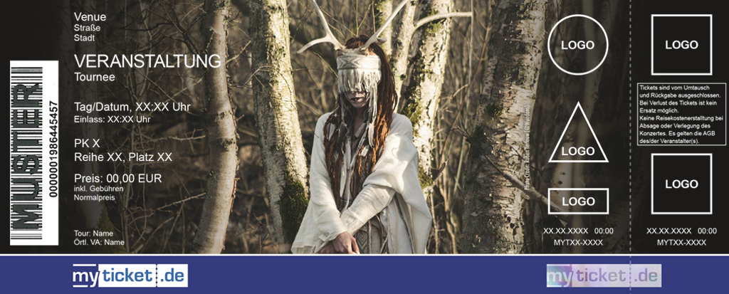 Heilung Colorticket