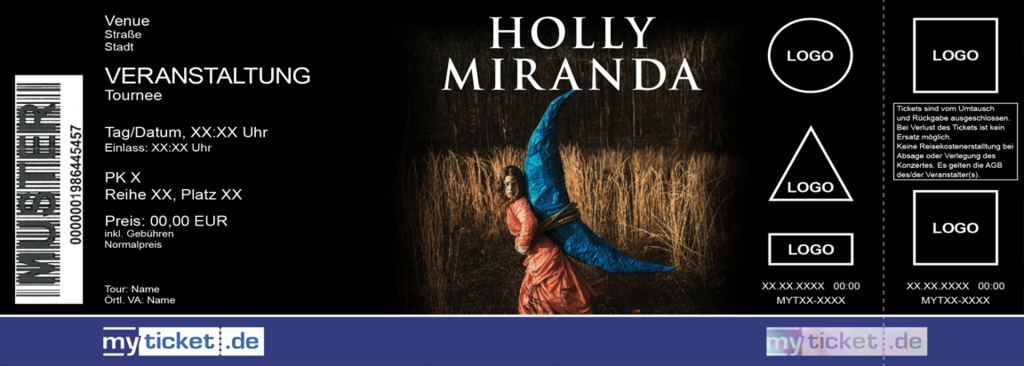 Holly Miranda  Colorticket