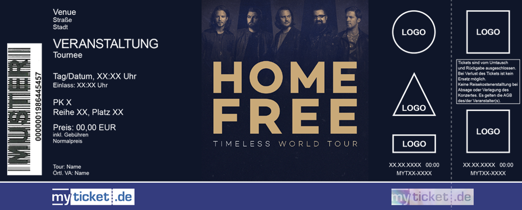 Home Free Colorticket