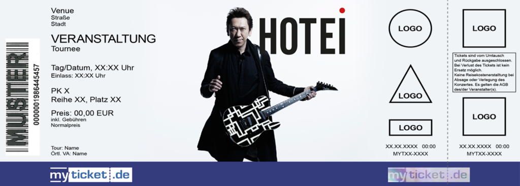 Hotei Colorticket