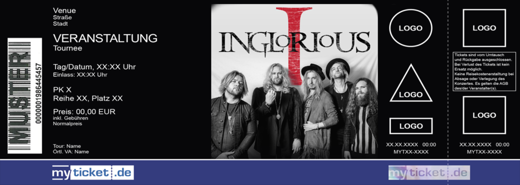 INGLORIOUS Colorticket