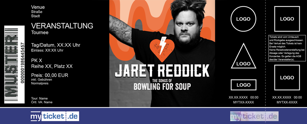 Jaret Reddick Colorticket