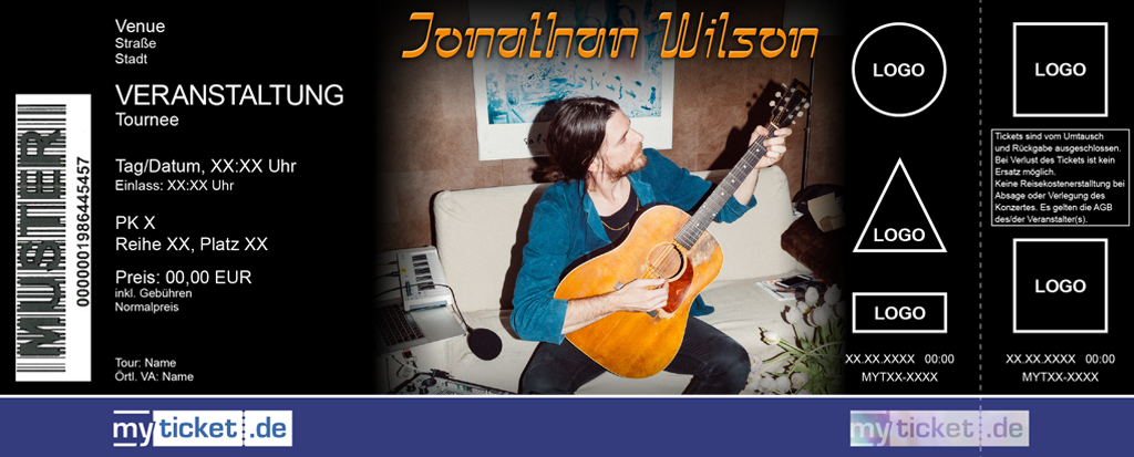 Jonathan Wilson Colorticket