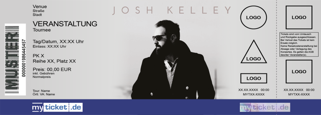 Josh Kelley Colorticket