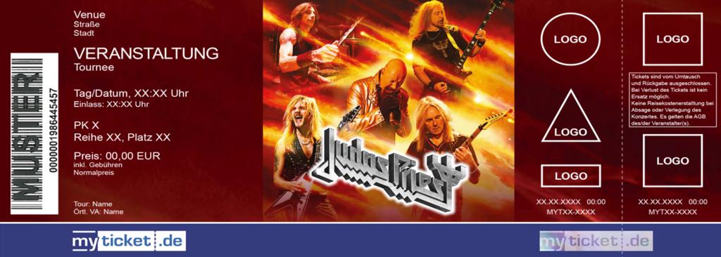 Judas Priest Colorticket