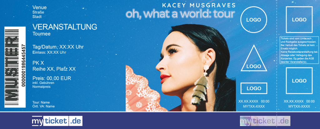 Kacey Musgraves Colorticket