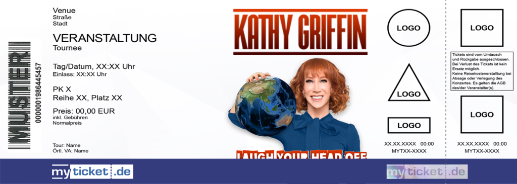 Kathy Griffin Colorticket