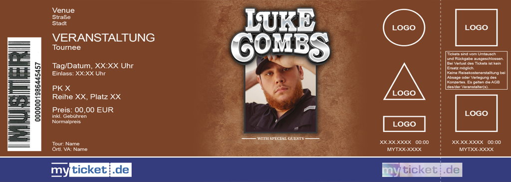 Luke Combs Colorticket
