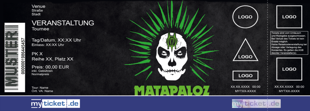 Matapaloz Festival Colorticket