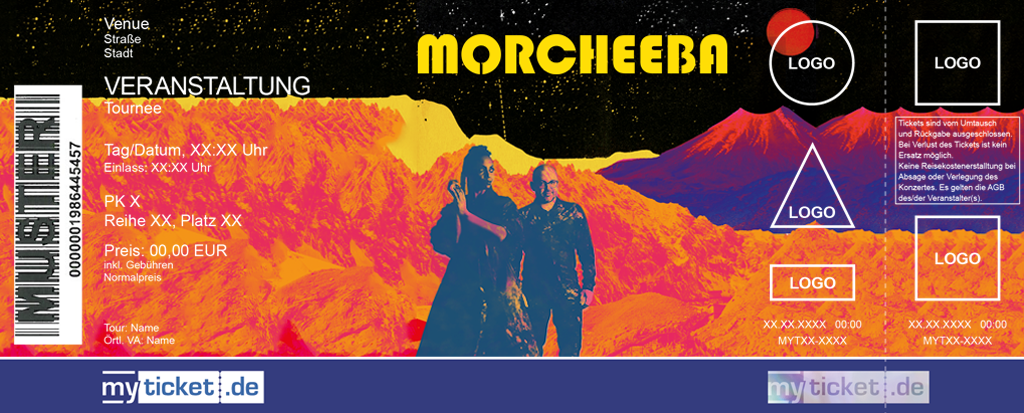 Morcheeba Colorticket